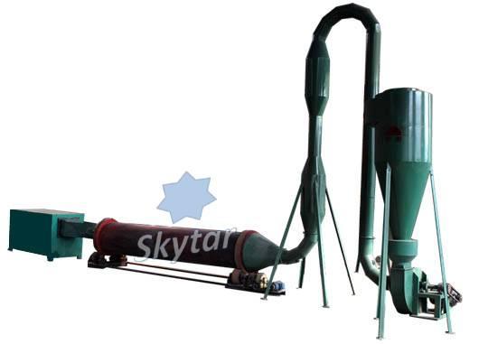 Rotary drum dryer/Wood Dryer/Sawdust Dryer/Dryer