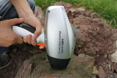 Handheld Lanscientific mineral element analyzer