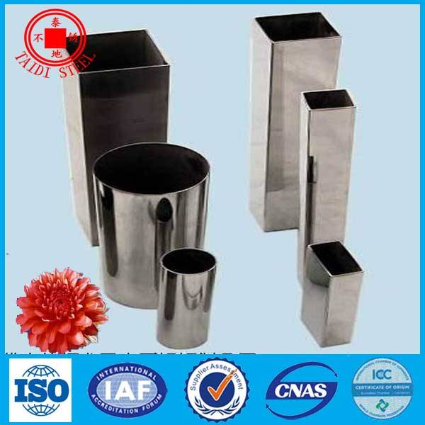 AISI201 AISI304 Stainless Steel Pipe