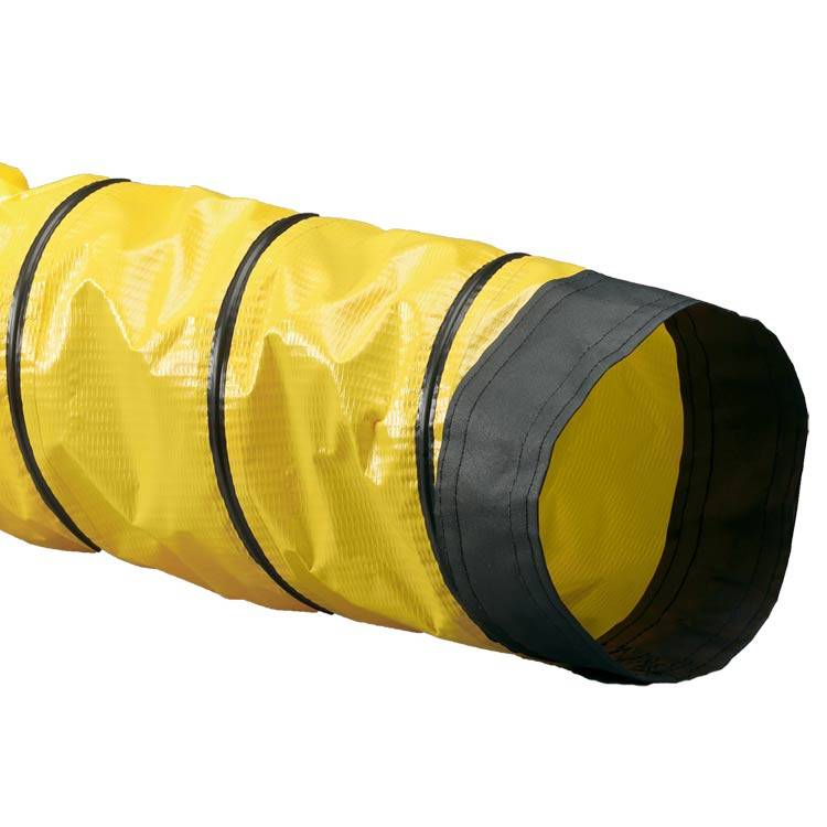 PVC ventilation ducting hose