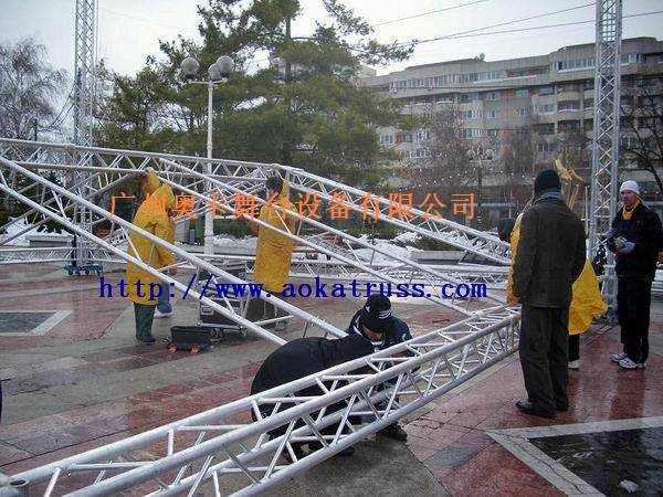 Background Truss And Stage-Background Truss manufacturers