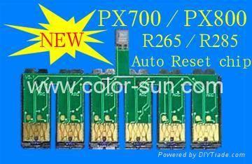 PX700/PX800 Auto Reset Chip