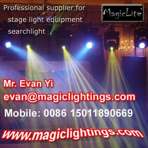 10W-1000W High-brightness LED Stage Light equipment (MagicLite)