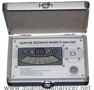 30 reports quantum magnetic resonance analyzer
