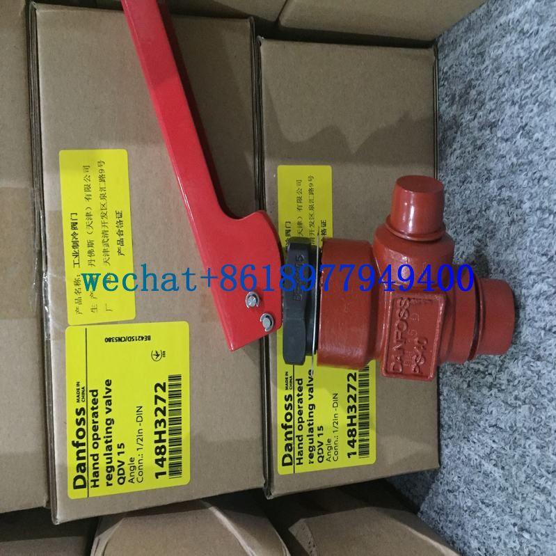 Danfoss QDV15/148H3272 Shut-off valves