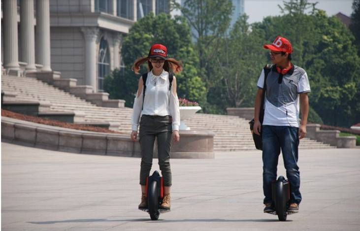 One Wheel Self Balancing Scooter Stand Up Electric Mobility Scooter