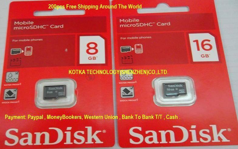 Micro SD Card 8GB 16GB 32GB