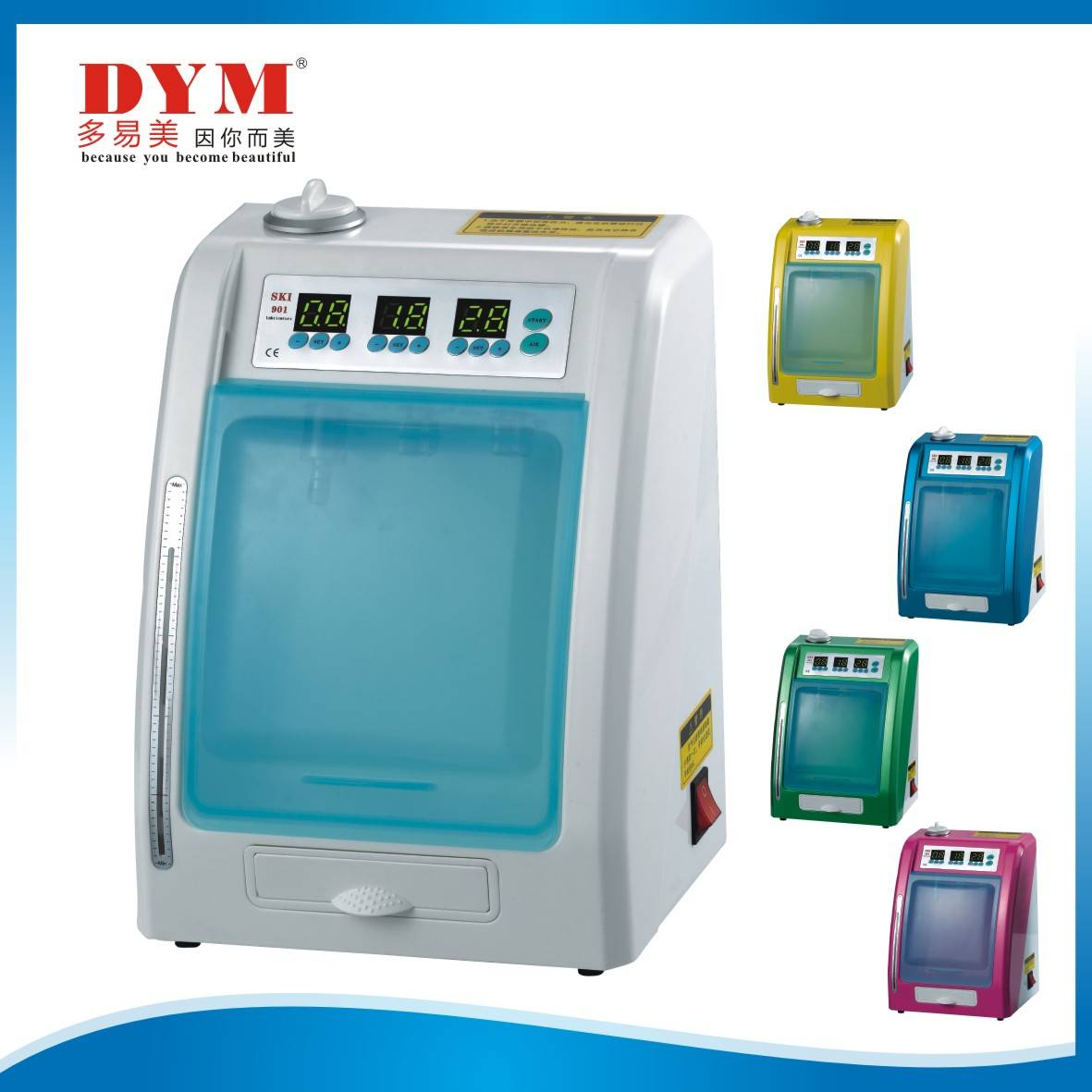 2014 High quality dental handpiece clear machine/dental lubricant machine