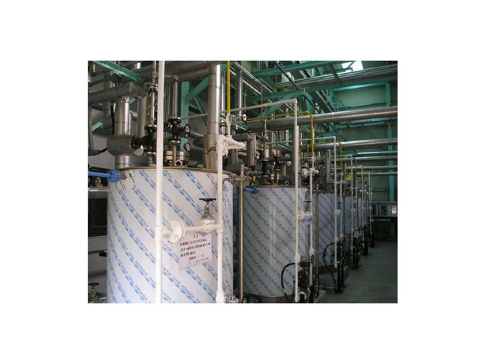 Gas Equipment - Plant Engineering & Construction - AMMONIA VAPORIZER