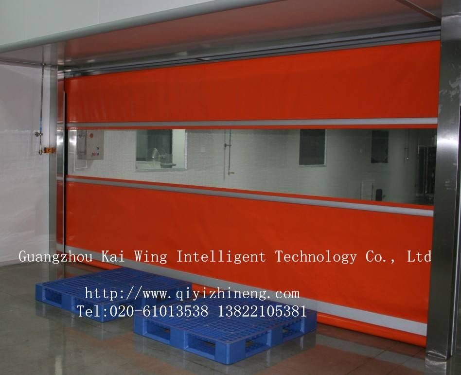 Wholesale electric fast shutter doors