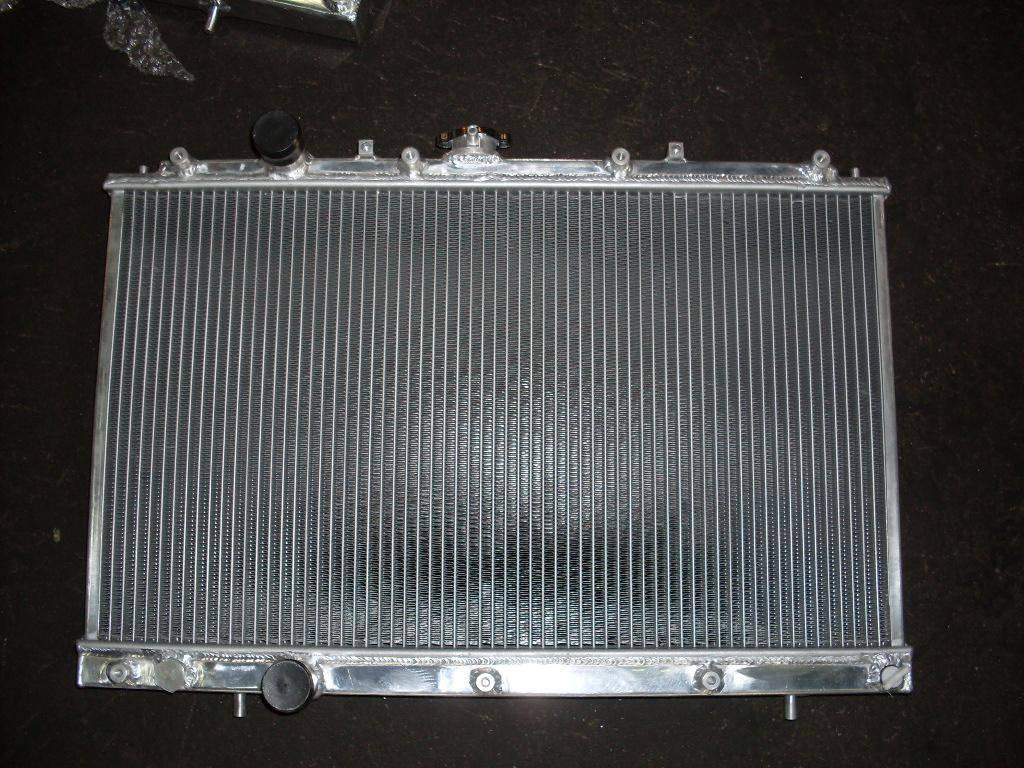 Aluminum Auto Water Cooler Radiator For ACURA