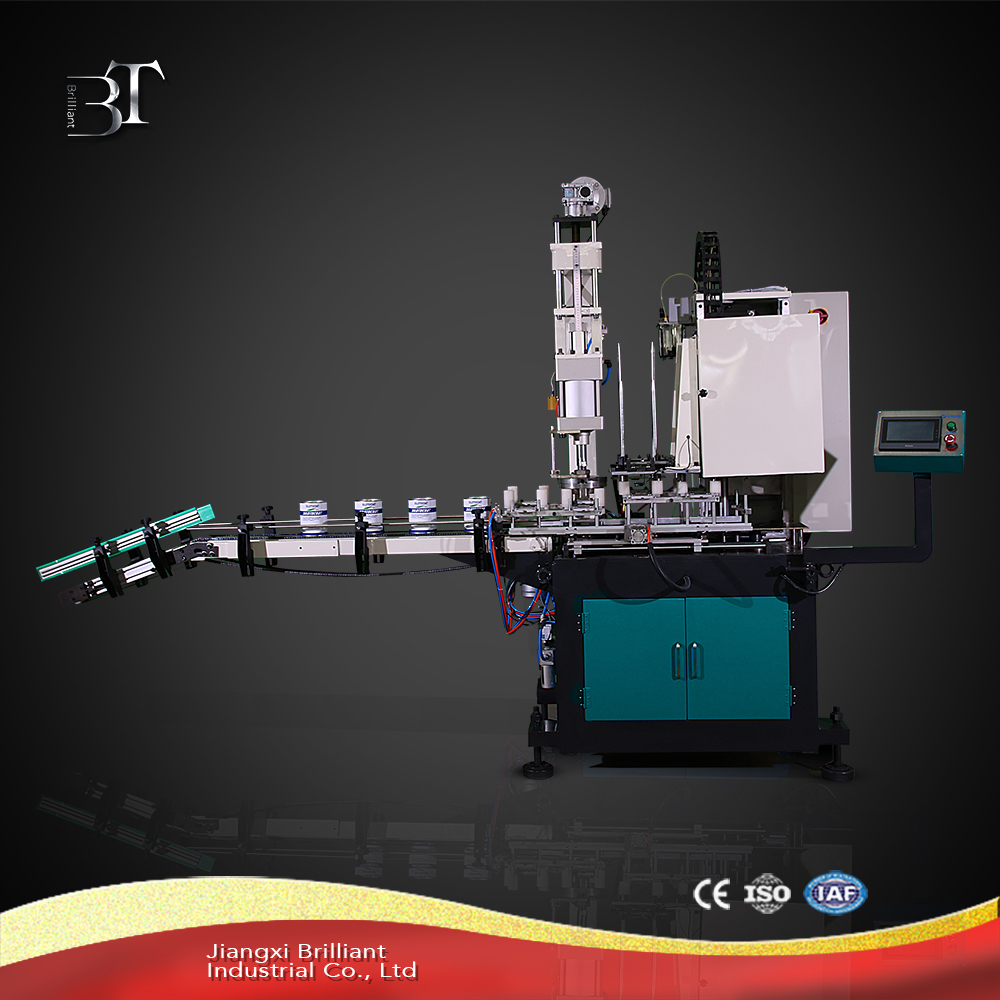 Price of high quality tin can making machine