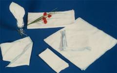 100PCT COTTON GAUZE HANDKERCHIEF