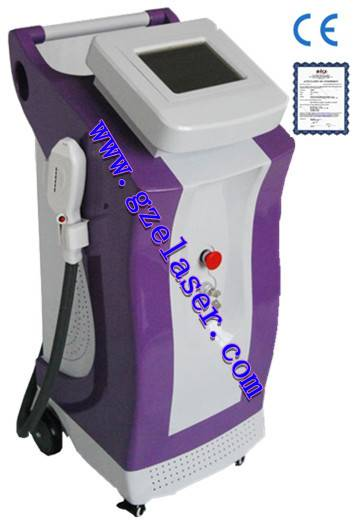new hair removal laser beauty machine