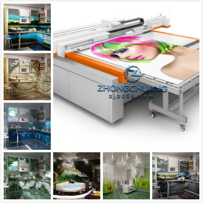 HOT SALE UV FLATBED PRINTER FOR WOOD PRINTING
