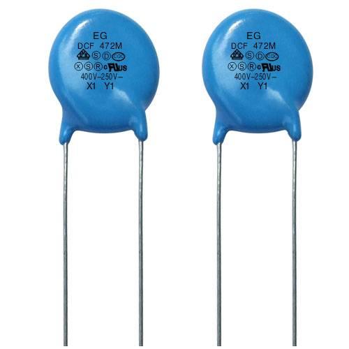 ac capacitor (DCF Y1/X1 capacitor ,y capacitor ,capacitor y)