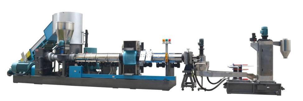 BOPP packaging film recycling machine