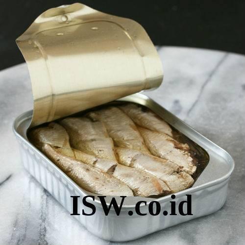 Canned Sardine Indonesia