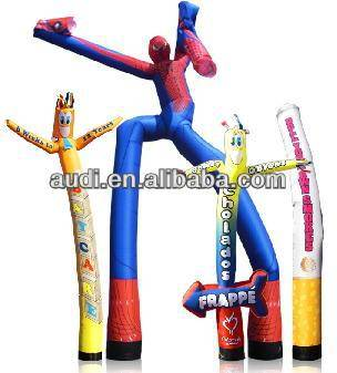 advertising inflatable air tube,sky dancer,dancing man,air promoter