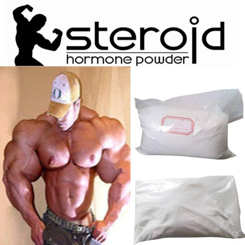 Testosterone Acetate Assay 99.5%Min Raw Steroids Hormones Powder