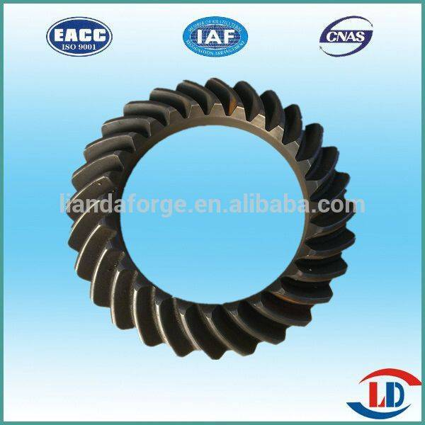 High Quality Crown Wheel Pinion Gear