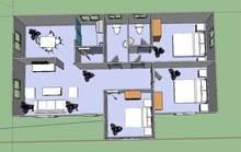 3bedrooms prefab house