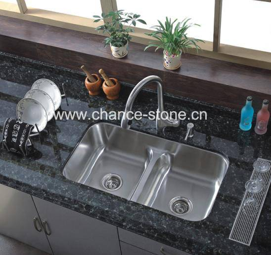 Blue Pearl Kitchen top