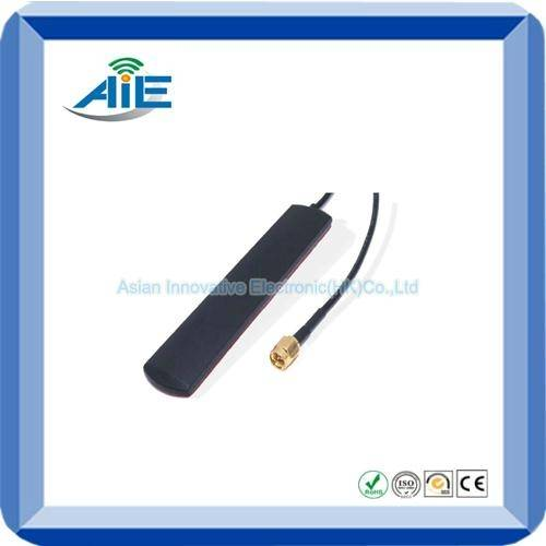 2.4GHZ mobile patch antenna sma male interface wireless module