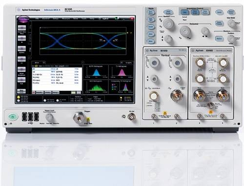 Buy Used Test Equipment Oscilloscope Agilent 86100A
