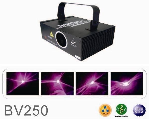 Laser Stage Light - Step Motor Series - BV250