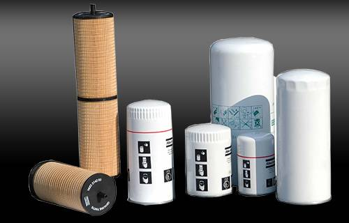 WHITE COMPAIR REPLACEMENT OIL FILTER