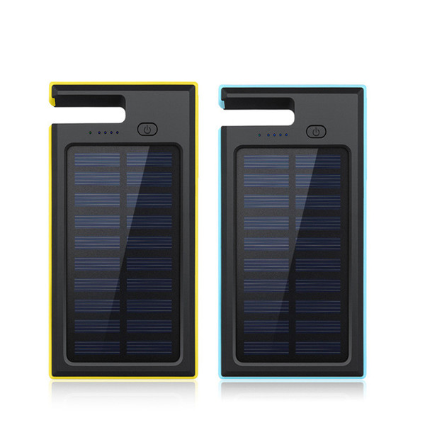 Solar power bank charger 4000mah