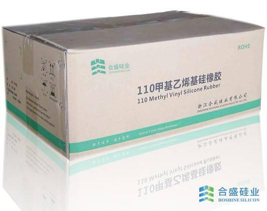 110 Methyl Vinyl Silicone Rubber (HTV)