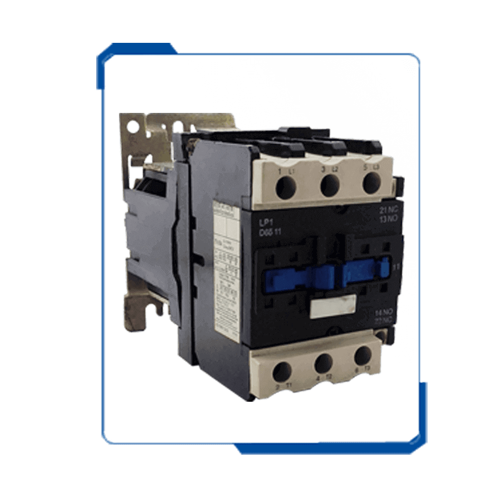 CJX2/LP1 12V 24V Power Magnetic DC Contactor