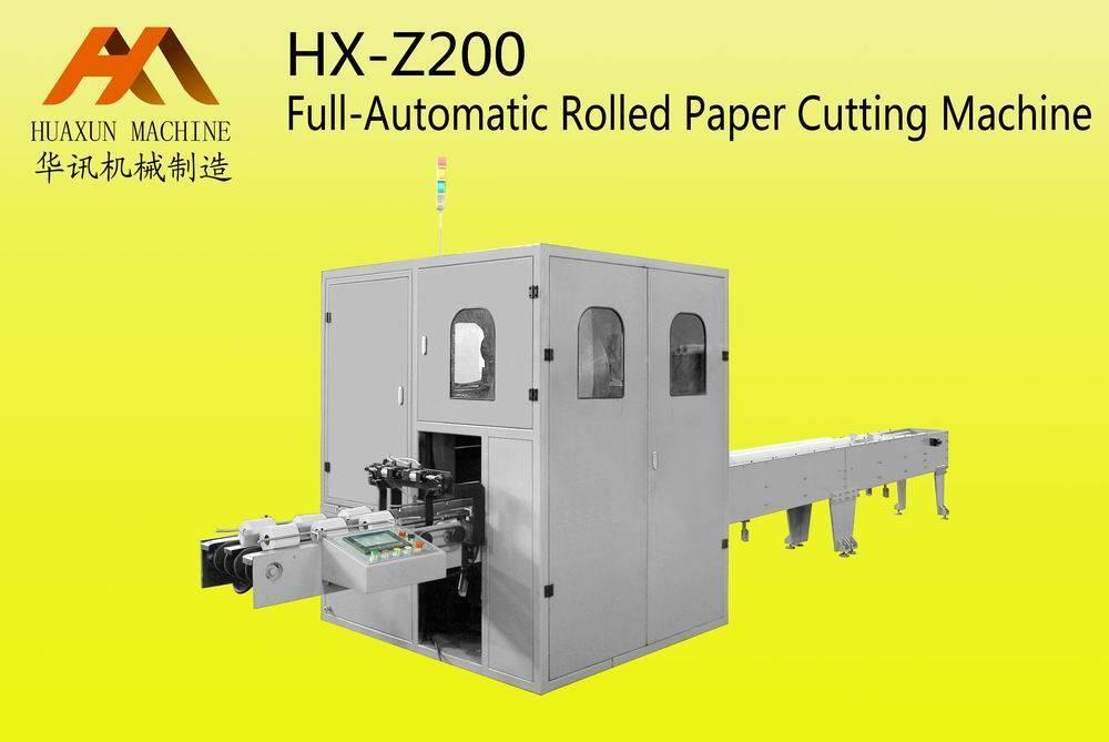 Sell HX-Z200 Full automatic Log Saw Cutting Machine