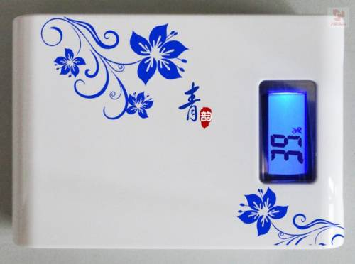 Mobile power 10000 mA With display