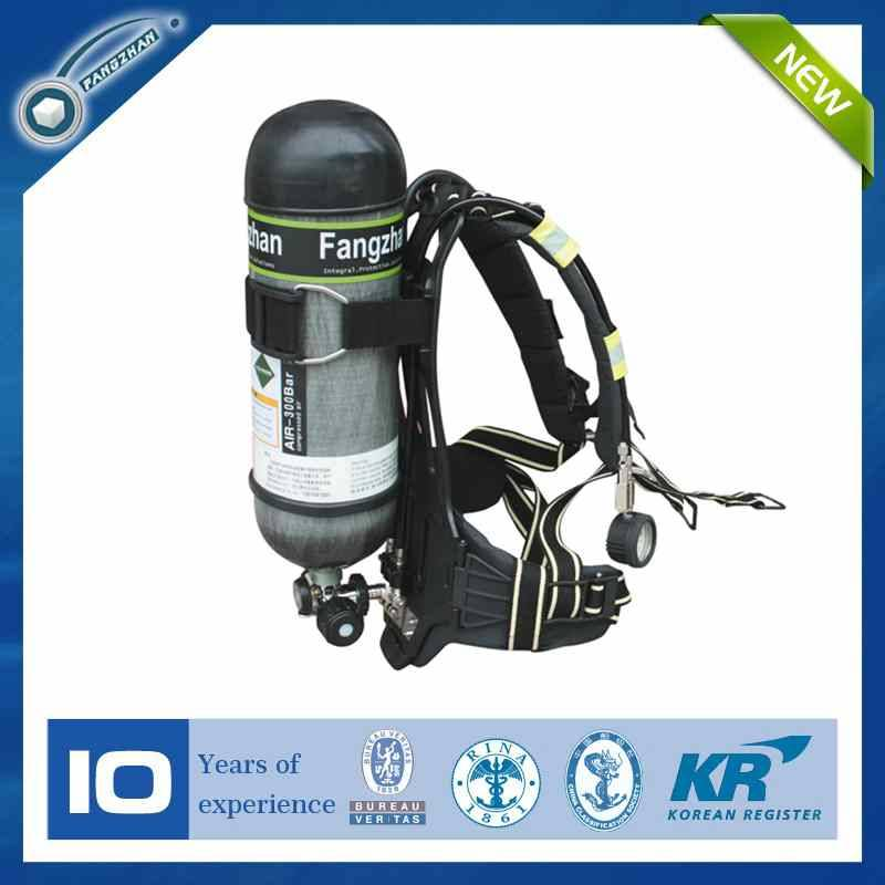 2015 Self contained positive pressure air breathing apparatus
