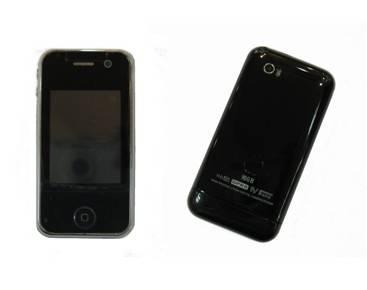 Dual SIM card & Dual standby M6 with JAVA