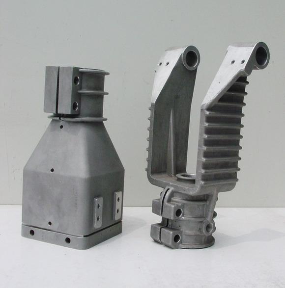 Sell aluminum castings