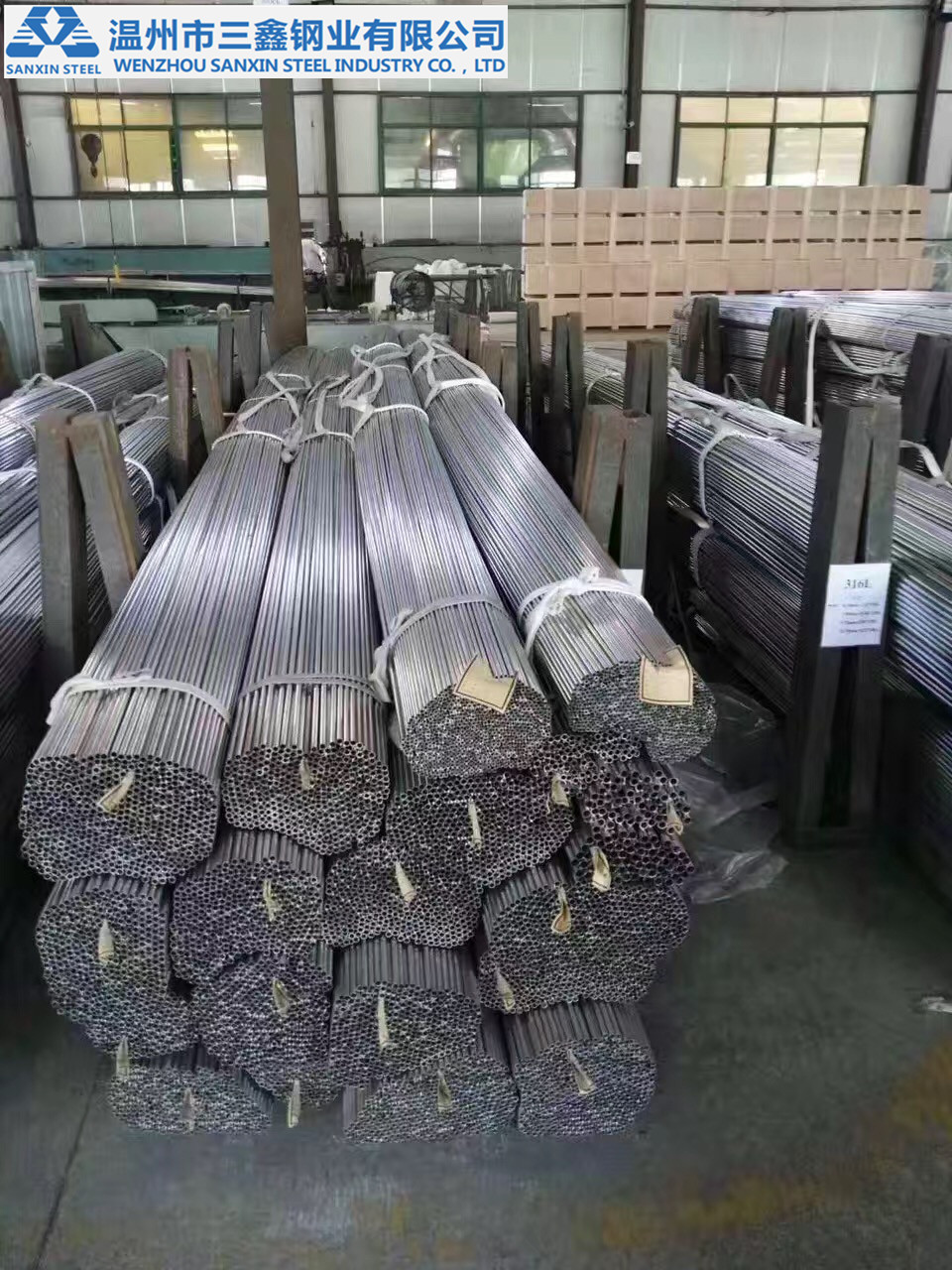 SELLING STAINLESS STEEL PIPES STOCK
