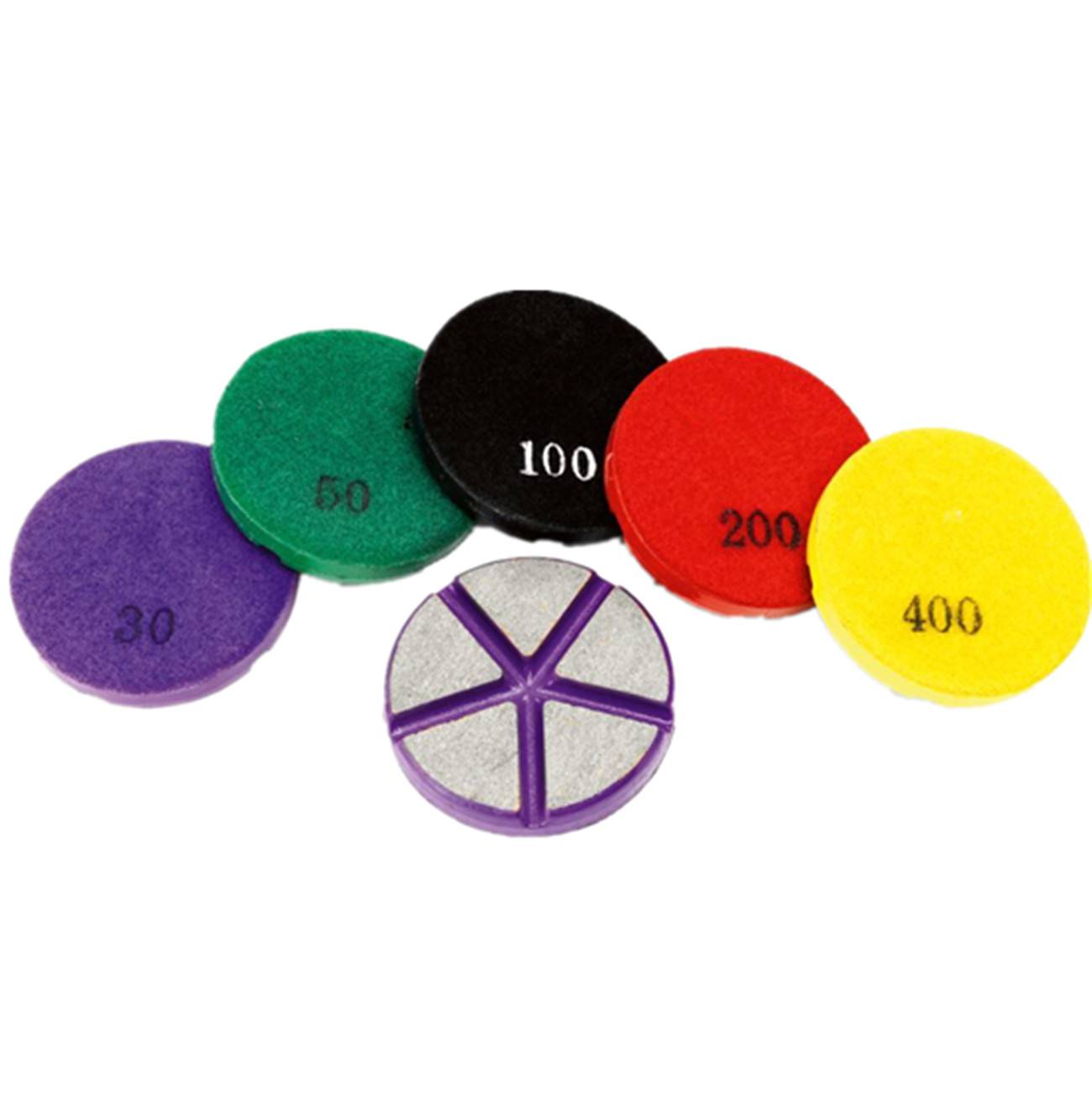 ceramic polishing pads