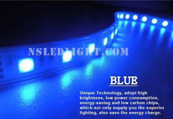 IP68 5050 led strip 30leds/m 7.2W High CRI anti static with CE RoHS