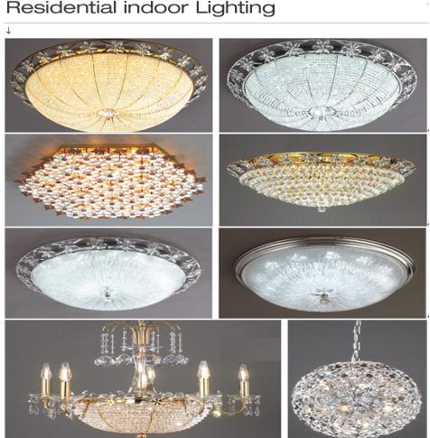 LED Residential Ligting