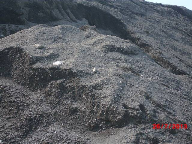 GBSF Granulated blast furnace Slag