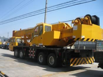 TADANO Crane GT550E