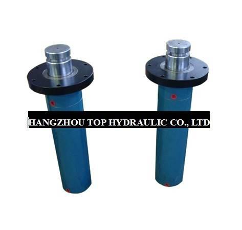 single acting cylinder piston cylinder telescopic cylinder