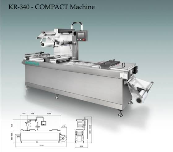 KR-340-COMPACT Machine