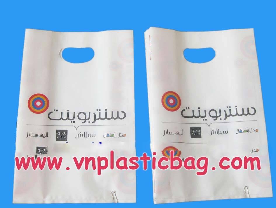 shopping hdpe bag