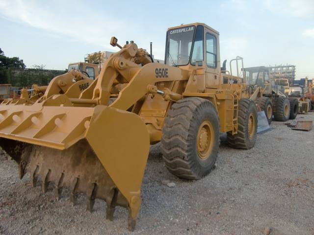 Used Caterpillar Loader for sale, 950e