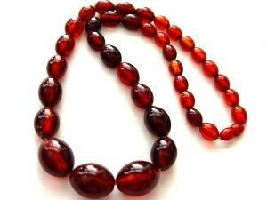 Bakelite Beads